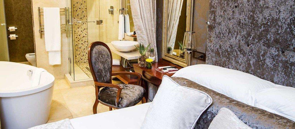Kimberley Anne Hotel room accommodation